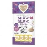 Aixia Miaw Miaw MMCM2 吞拿魚及扇貝味肉泥貓小食 15g(4本)