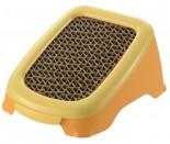 Richell 小型貓爪板 橙