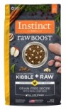 Nature's Variety (Raw Boost) 原野生肉無穀物配方貓糧 - 雞肉 - 05lb