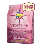 Earthborn Venture Rabbit Meal & Pumpkin 兔肉+南瓜 低敏單一蛋白無穀物狗糧 04lb