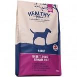 Healthy Paws [43087]- 兔肉鴨肉糙米成犬狗糧 12kg