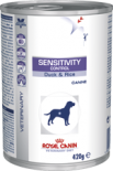 Royal Canin-Sensitivity Control(SC21)(鴨+飯)獸醫配方狗罐頭-420克 x 12罐原箱