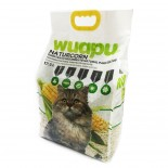 Wuapu 粟米豆腐貓砂(原味) 17.5L x 6包優惠