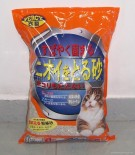 寶獅粗條貓砂茉莉花 (B1L) 5kg x 4包優惠