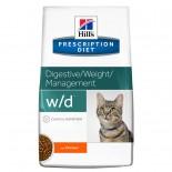 Hill's w/d 獸醫配方乾貓糧-1.5kg