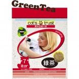 Cat's Trust 豆腐貓砂 (綠茶) 7L x 2包優惠