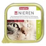 Beaphar Kidney Diet 腎臟保健配方貓罐頭 鴨肉味 100g x 5罐同款優惠