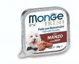 Monge美味牛肉鮮肉罐頭 100g x 32