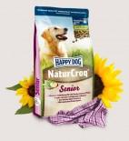 Happy Dog 高齡犬配方狗糧 NaturCroq Senior 15kg
