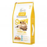 Brit Care Cat-Sunny 三文魚美毛配方成貓貓糧 2kg