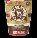 PRIMAL - Canine Frozen Formula **急凍**鮮肉狗配方 - 羊肉 6 lb