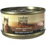 Canidae 雞絲貓罐頭 70g x 24罐原箱同款優惠