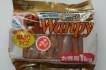 Wanpy 雞絲 1kg x 4
