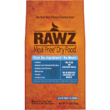 RAWZ 無穀物低溫烘焙 脫水雞肉+白魚肉狗糧 03.5LB