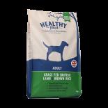 Healthy Paws [43071]- 羊肉糙米成犬狗糧 6kg