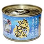 Akika 漁極 - AK03 金槍魚+銀雪魚 160g x 3罐優惠