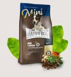 Happy Dog 小型犬加拿大三文魚兔肉羊肉無穀物高能量配方狗糧 Mini Canada 01kg