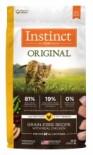 Natures Variety Instinct - 無穀物雞肉全貓配方 05lb