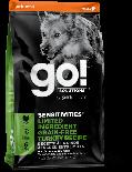 GO! SOLUTIONS 1303122 低敏美毛系列 火雞狗糧配方 12 lb