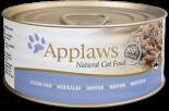 Applaws 愛普士 - 貓罐頭 156g - 海魚