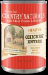 Country Naturals 燕麥糙米雞肉高纖配方狗罐頭 13.2oz