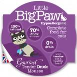 Little Big Paw LBP-C85D 傳統鮮嫩鴨肉貓餐盒 85G
