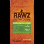 RAWZ 無穀物低溫烘焙 脫水雞肉+火雞肉+雞肉狗糧 20LB