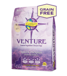 Earthborn Venture Squid & Chickpeas 魷魚+鷹咀豆 低敏單一蛋白無穀物狗糧 04lb
