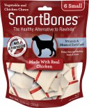 SmartBones - 雞肉味小型small潔齒骨 (6條) x 2