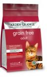 AG ACAT4 鮮雞肉無穀物成貓糧 4kg