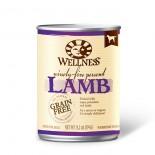 Wellness 89405 95%無穀物鮮羊肉狗罐頭 13.2oz