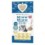 Aixia Miaw Miaw MMCM4 吞拿魚及煙吞拿魚味肉泥貓小食 15g(4本)