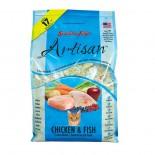 Grandma Lucy's [C28101]- 冷凍乾燥天然無穀物貓糧 雞肉+魚肉配方 1lb