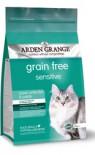 AG ACWF4 海洋白肉魚薯仔防敏感貓糧 4kg
