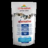 Almo Nature Alternative 成貓乾糧 - 新鮮鱘龍魚 (750g)