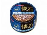懷石 NP-K11 啫喱-吞拿魚+雞柳+白飯魚貓罐頭 80g