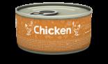 Naturea 無榖物鮮肉貓罐頭 -  鮮雞肉80g x 12 罐同款原箱優惠