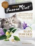 **推介產品**Fussie cat FCLB1 礦物貓砂 爽身粉味(5L) x 4包同款優惠