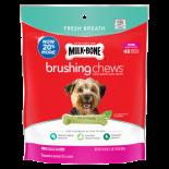 Milk Bone Brushing Chews 清潔牙齒骨 迷你犬 (5-24磅/ 48支)