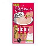 Ciao SC-146 三文魚+雞肉醬 14g(4本)x 2包優惠