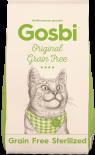 Gosbi 無穀物絕育蔬果成貓配方 07kg