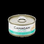 Canagan 貓用無穀物雞肉+沙甸魚配方罐頭 75g