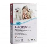Solano -9XS1 Soltif Spot On 定點滴劑「蜚蝨清道夫」 一盒四支(1.5~7.5kg)