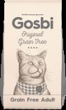 Gosbi 無穀物蔬果成貓配方 12kg