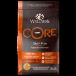 WELLNESS CORE 88410 - 無穀物經典原味配方狗糧 04磅