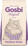 Gosbi 絕育蔬果老貓配方 07kg