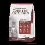Country Naturals CN0105 低敏感無穀物全貓精簡配方(啡色)-06lb