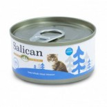 Salican 挪威森林 白肉吞拿魚慕絲 幼貓罐頭 85g x 24罐原箱優惠