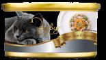 Be My Baby 濕貓糧-Chicken & Tuna & Vegetables 雞肉+吞拿魚+蔬菜 85g x 24罐原箱優惠