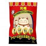 元祖咖啡味豆腐砂 7L x 2包優惠